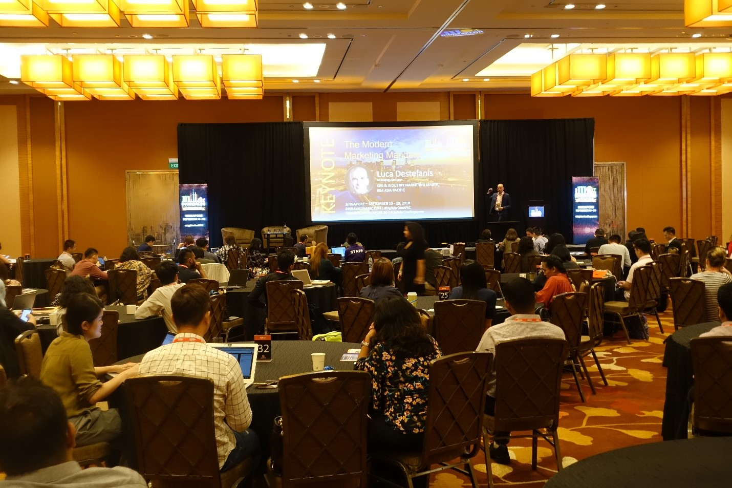 DigiMarCon Asia Pacific 2019 · Singapore · September 18 - 19, 2019